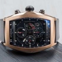 Cvstos Challenge Geneve Chronograph Automatic  Pink Gold