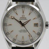 """Omega """"Seamaster Aqua Terra 150M Co-Axial 8500"""" steel..."""