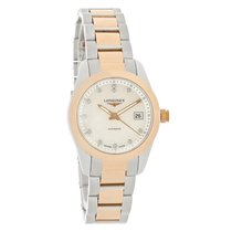 Longines Conquest Classic Ladies Two Tone Swiss Automatic...