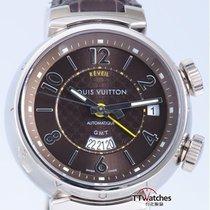 Louis Vuitton Tambour Gmt Reveil Q1153 Limited Edition 150...