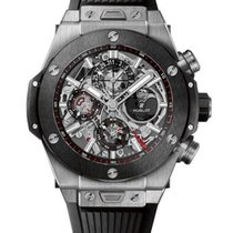 Hublot 406.CI.0170.RX Big Bang Unico Perpetual Calendar Black...