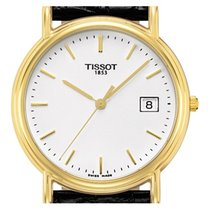 Tissot T-Gold  18k Carson Mens Watch