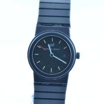 Porsche Design Damen Uhr 25mm Stahl/stahl Rar Mit Orig. Stahlband
