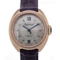 Cartier Cle De 35 Automatic Gemstone