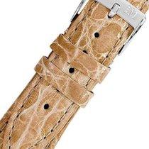 Morellato A01X2197052026CR18 beiges Krokodilleder Uhrenarmband...