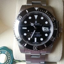 Rolex Submariner Black 116610LN New