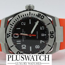 Hamilton KHAKI NAVY SUB AUTO 42MM H78615985 NEW