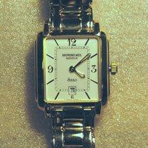 Raymond Weil SAXO Lady mm. 24 Date Lam. Oro  - Cod. 142