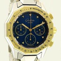 Glashütte Original Senator Sport Chronograph Gold/Steel