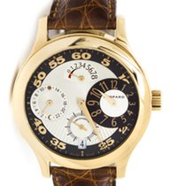 Chopard L.U.C Regulator 18K Solid Yellow Gold