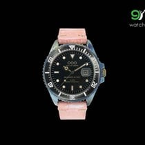 Out Of Order Pink Croco Leather Italian Watch 40mm