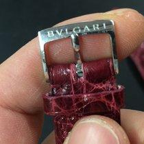 Bulgari Bracciale strap buckle fibbia Link maglia acciaio steel