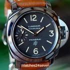 Panerai PAM 632 Luminor Marina Tobacco Dial Logo Boutique LTD...