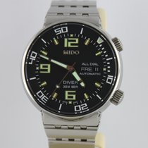Mido All Dia Gent Diver 42mm Referenz M8370