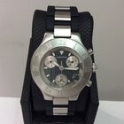Cartier 21 Chronoscaph Ref. 2424 S/steel 38mm Quartz Chronogra...
