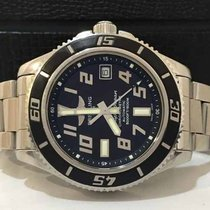 Breitling Superocean Black Dial Automatico 42mm