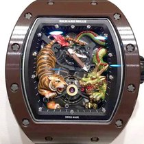 Richard Mille [NEW][LTD] RM 51-01 Tiger & Dragon Tourbillo...