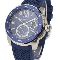 Cartier WSCA0010 Calibre de Cartier Diver Automatic in Steel -...