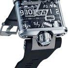Devon Tread 1 D Brush/Ghost Titanium-Shade Rotating Belt Time...