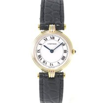 Cartier Vendome VLC PM Yellow gold Full set with service papers