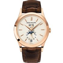 Patek Philippe Complications Annual Calendar 38mm Rose Gold on...