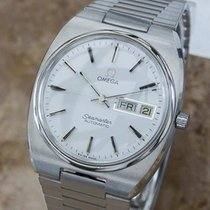 Omega Seamaster Cal 1020 Swiss Made Automatic Stainless Steel...