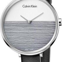 ck Calvin Klein RISE K7A231C3 Damenarmbanduhr Swiss Made