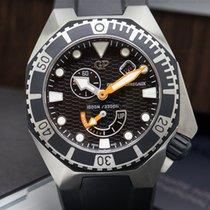 Girard Perregaux 49960-19-631-FK6A Sea Hawk SS / Rubber (25078)