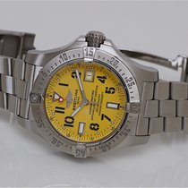 Breitling Avenger Seawolf ref. A17330 yellow