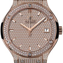 Hublot Classic Fusion Automatic 38mm 565.OX.9010.OX.3704