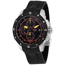 Tissot T-Navigator Automatic Black Dial Mens Watch T0624271705701
